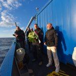 Tradycyjnie składamy wieniec dla załogi ORP Orzeł