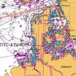 Trasa przejścia i rejonu poszukiwań ORP Orzeł